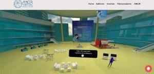 Salas virtuales para eventos