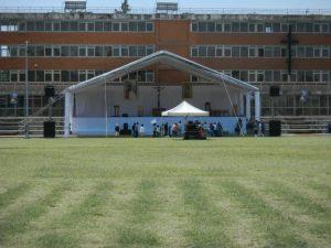 Pabellon Domo Carpa Gigante 12