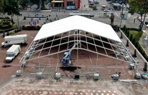Pabellon Domo Carpa Gigante 2