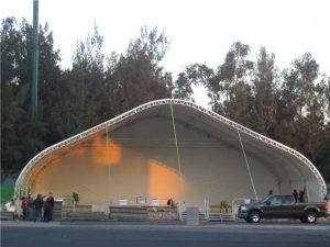 Pabellon Domo Carpa Gigante 7